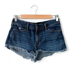 Hollister Jean Short Short High Rise Shorts